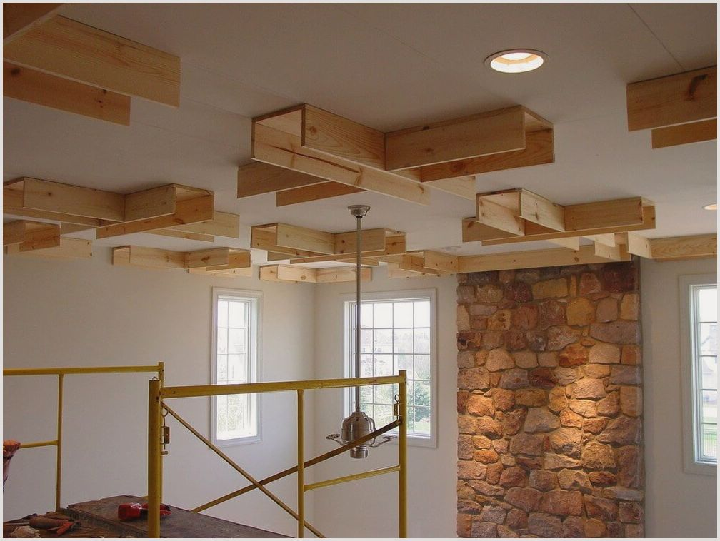 Отделка потолка самостоятельно или профессиональными строителями