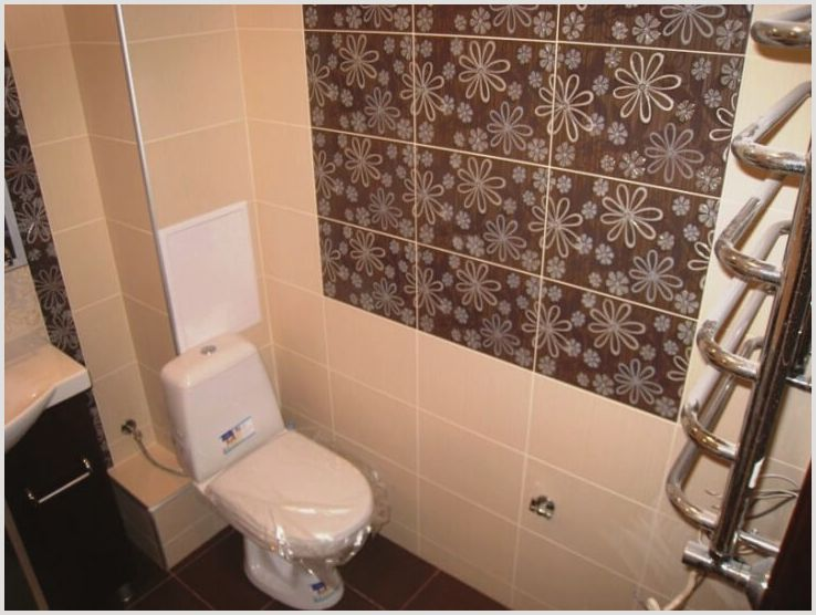 Подбираем плитку для ванной комнаты, оформляем маленькую ванную