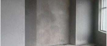 Самая востребованная штукатурка это цементно-песчаная штукатурка