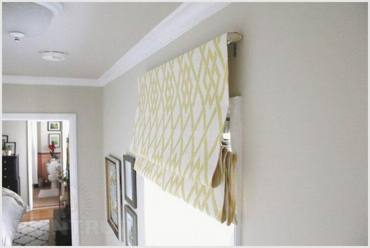 Шьем рулонные шторы своими руками: пошаговая инструкция и выбор цвета для жилой комнаты