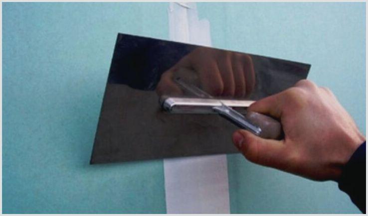 Шпаклевка латексная: особенности материала
