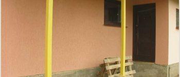 Штукатурка фасадная для защиты вашего дома от дождя и мороза и декоративного оформления