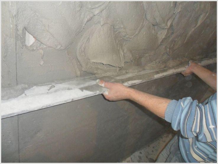 Штукатурка стен внутри помещения: свойства и особенности отделки
