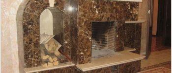 Советы по выбору термостойкого клея для облицовки камина