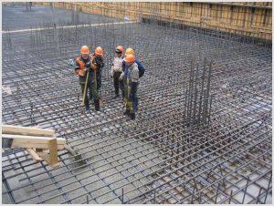 Бетон в современном строительстве