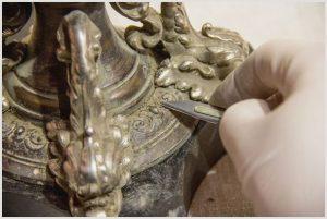 Реставрация металла