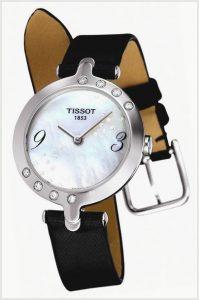 Стильные мужские наручные часы Tissot