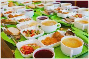 Здоровое питание в школах