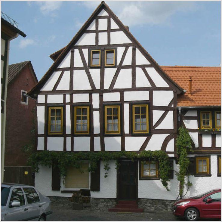 Фахверк что это и современные интерпретации немецкого архитектурного стиля