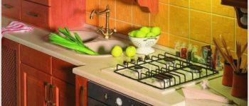 Как лучше оформить рабочую зону на кухне
