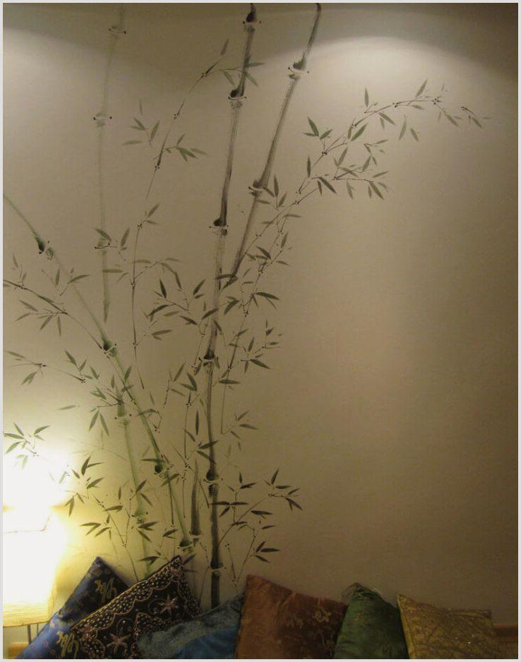 Как поможет преобразить ваш интерьер бамбук и его рисунок?