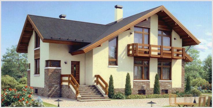 Красивая и долговечная облицовка фасада дома, какой материал лучше выбрать