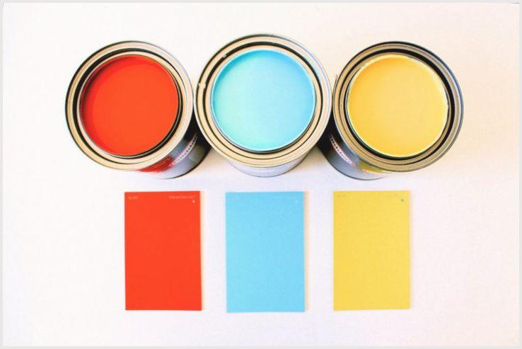 Краска для пвх: технология окрашивания пластикового профиля