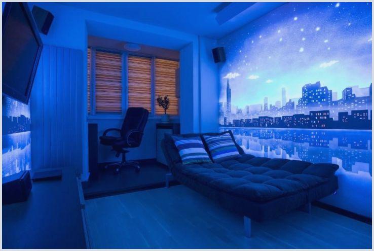 Люминесцентная краска и способ ее приготовления в домашних условиях