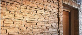 Сайдинг под дикий камень для самостоятельного оформления фасада