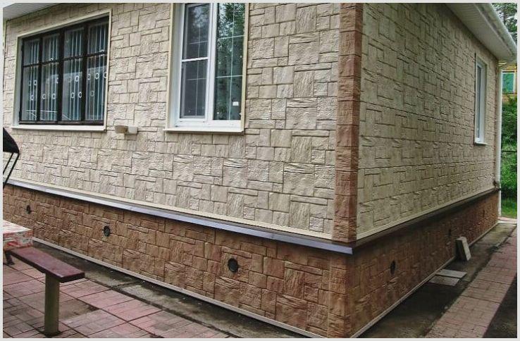 Выбор и монтаж панелей пвх на фасад
