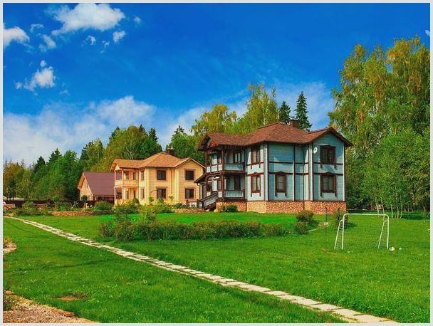 Преимущества покупки загородной недвижимости в Подмосковье