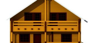 Проектирование деревянного дома