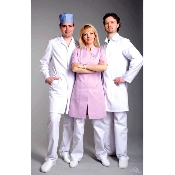 Как правильно выбрать медицинскую одежду?