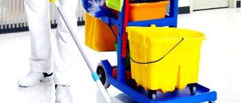 Как выбрать клининговую компанию для уборки